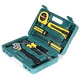 Herramientas de Mano 8pcs aleación de Acero Artículos Instrumentos Juegos Home Kit Combinación Destornillador Llave alicates ZHNGHENG