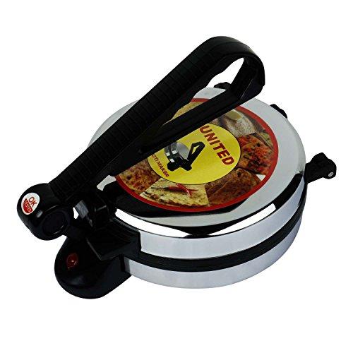 United Instant Chapati Maker Roti/Khakhra Maker (2 Year Home Warranty t&c Apply)