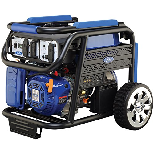 ford gas generators Ford FG9250E U Series 8250W Peak 7500W Rated Portable Gas-Powered Generator with Electric Start