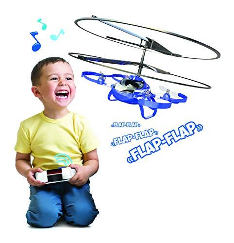 Silverlit Primer, Juguetes para niños, pequeños, Drone para Interior, Fácil de Volar, protección de hélices (84773)