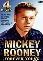 Mickey Rooney: Forever Young 4 Movie Pack