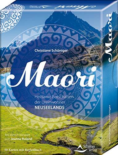 Maori - Heilsame Botschaften der Ureinwohner Neuseelands: - 50 Karten mit Begleitbuch