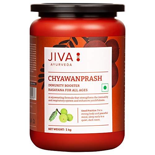 Jiva Chyawanprash - Immunity Booster - Antioxidants Properties - 1 Kg - Pack of 1