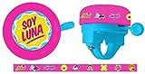 Timbre Ring Ring Niña Infantil Soy Luna a Manillar de Bicicleta 35691 6175