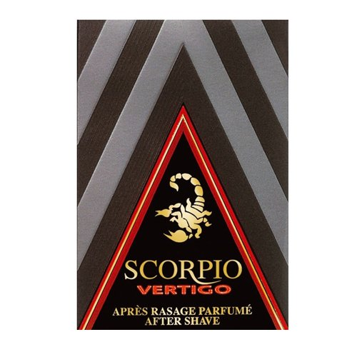Scorpio - Après-Rasage – Collection Vertigo - Flacon 100 ml