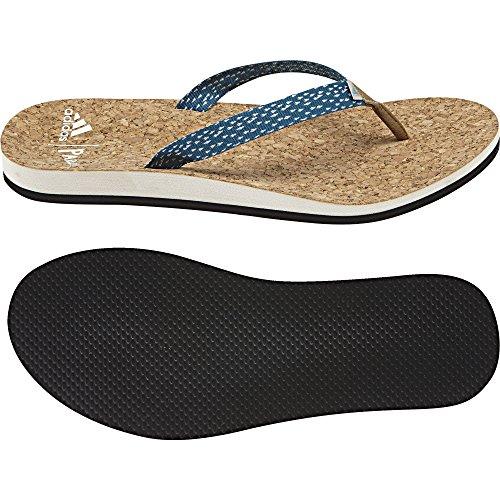 Adidas Performance Sandales à orteils pour femme Beige 4