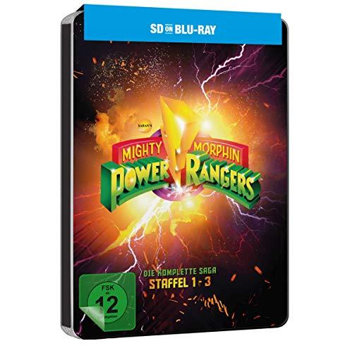 Power Rangers - Mighty Morphin Season 1-3 (SD on Blu-ray)