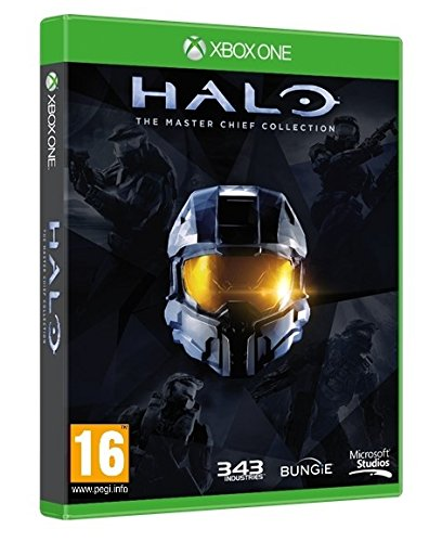 Halo: The Master Chief Collection [PEGI]