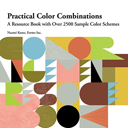 Practical Color Combinations: A Resource Book with Over 2500 Sample Color Schemes