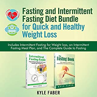Fasting and Intermittent Fasting Diet Bundle for Quick and Healthy Weight Loss cover art