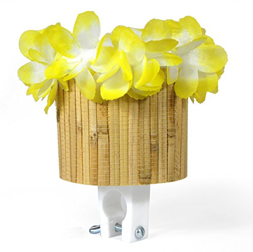 Cruiser Candy Tiki Cute Cup Bicycle Drink Holder in Yellow