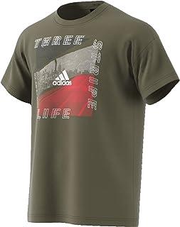 adidas Men's ID PHOTO T-Shirt
