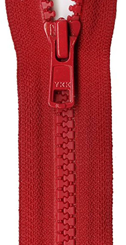 YKK Vislon 1-Way Separating Zipper, 28