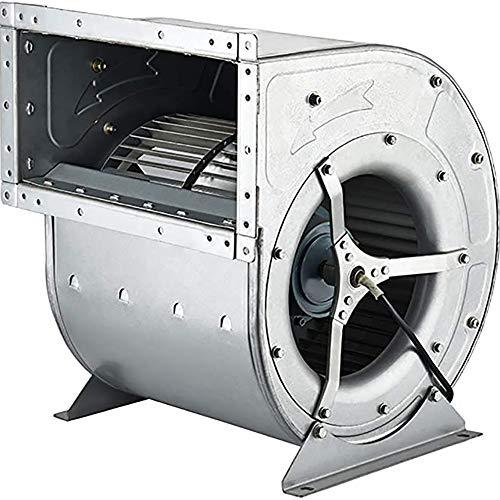 WXX Außenläuferzweiseitig Saugende Radial Komplette Kupfer Fan, Geräusch- Und Großes Luftvolumen Barbecue Auspuff Rauch Energiesparventilator,450W