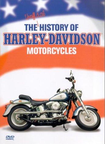 Unofficial History Of Harley Davidson Motorcycles [Edizione: Regno Unito]