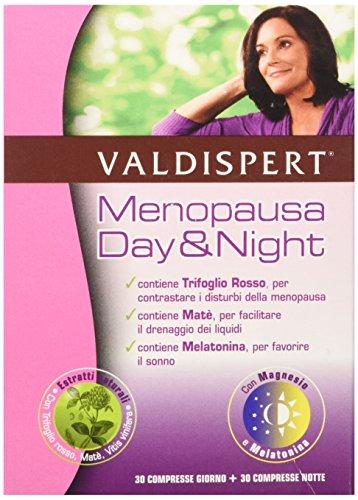 Valdispert Menopausa Day&Night Integratore Alimentare - 60 compresse