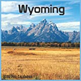 Wyoming 2022 Calendar: Official Wyoming US State Calendar 2022 16 Months