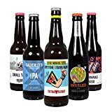 Hops and Shots Discover Craft IPA Mixed Brewery Selection Case Ideal Assorted IPA Selection Box x 6 Bottles and Cans
