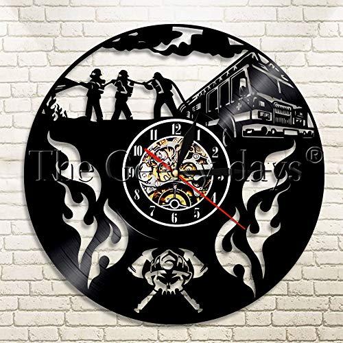 jiushixw aangepaste machine wandklok salon reloj samen met bedrijfsnaam logo DuvarSaati tekst zwart wandklok Nice Store decoratie