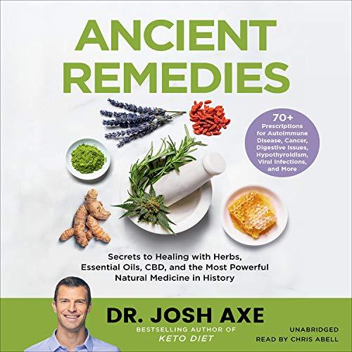Couverture de Ancient Remedies
