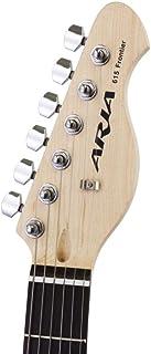 Aria 615 Frontier - Guitarra Telecaster, marfil