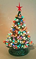 best ceramic christmas tree with lights and bulbs - Ceramic Christmas Trees With Lights