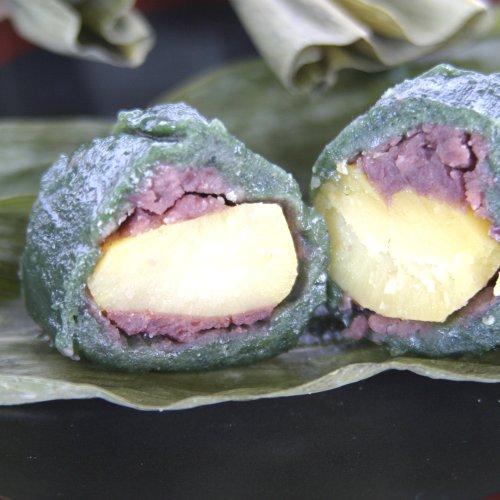 笹団子 栗入り 5個入り ×2袋セット/笹だんご 新潟 お土産 特産品