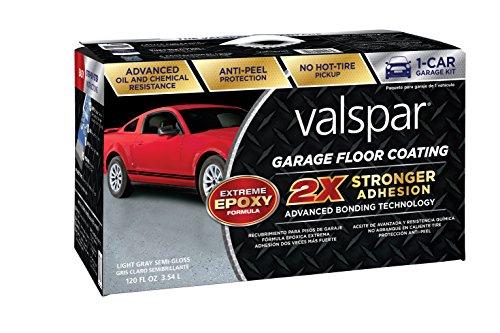 Valspar (81020) Light Gray Garage Floor...