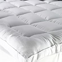 SleepX Factory Premium Hotel Mattress Felt 180x200+14 - Microfiber Filler 100% Cotton Fabric - 5.5 Inch Height