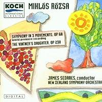 Szymanowski: Symphony No. 3 Song of the Night / Symphony No. 4 Symphonie Concertante / Concert Overture (1997-03-18)