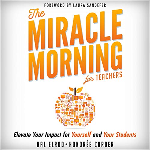 Page de couverture de The Miracle Morning for Teachers