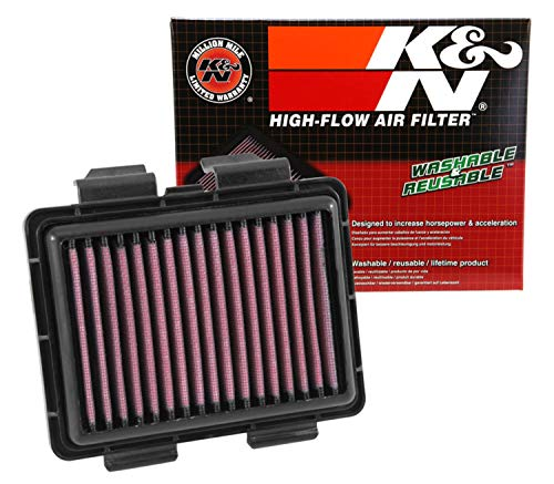 Price comparison product image K&N Engine Air Filter: High Performance,  Premium,  Powersport Air Filter: 2013-2019 HONDA (CMX300 Rebel,  ABS,  CMX500,  CRF250L,  Rally,  CRF250XRL,  CRF250M) HA-2513