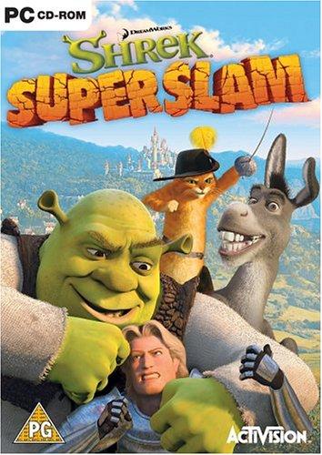 Shrek Superslam [Importación francesa]