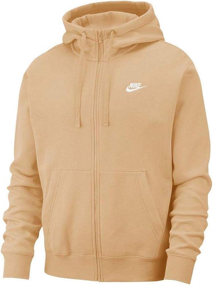 Nike 2021 model Club Full-Zip Bv2645-245 Men's Hoodie Max 79% OFF