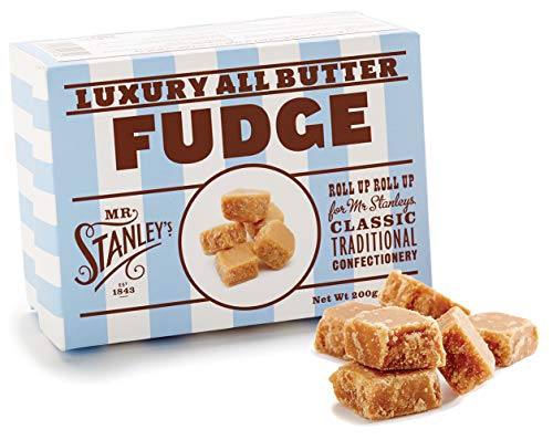 Mr. Stanley's Butter Fudge Geschenkbox, 2er Pack (2 x 200 g)