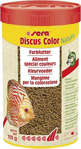 Sera Discus Color red 250 ml, 1er Pack (1 x 250 ml), 334, 250ml