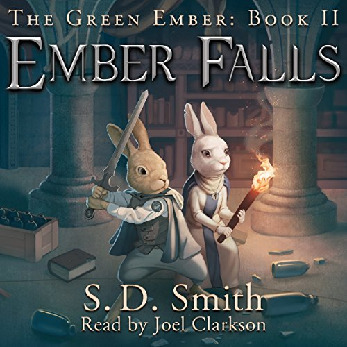 Ember Falls audiobook cover art