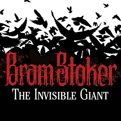 The Invisible Giant audiobook cover art