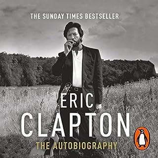 Eric Clapton cover art