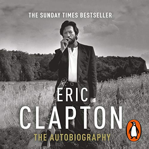Eric Clapton cover art