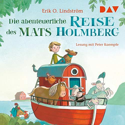Die abenteuerliche Reise des Mats Holmberg Titelbild
