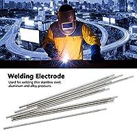 TIG 溶接アクセサリー、電気暖房プロフェッショナル TIG タングステン溶接棒 実用 10 個 鋼用 アルミニウム用
