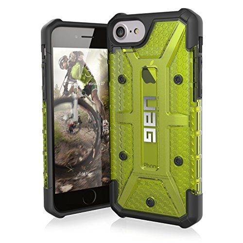 UAG iPhone 8 / iPhone 7 / iPhone 6s [4.7-inch screen] Plasma Feather-Light Rugged [CITRON] Military Drop Tested iPhone Case