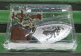 武Ⅰ(もののふ)MONONOFU 世界の名刀&武器シリーズ 1 「ロングソード1」 観賞用フィギュア 刀 兜 槍 鉾 盾 ソード