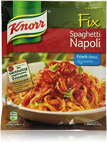 Knorr Fix Spaghetti Napoli 3 Portionen