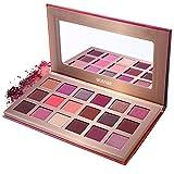 ROMANTIC BEAR 18 Farben Traumland und Magie Lidschatten Paletten Make-up Kosmetik Pfirsichblüte...