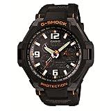 [カシオ] 腕時計 ジーショック GRAVITYMASTER 電波ソーラー GW-4000-1AJF ブラック