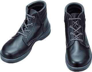 シモン 安全靴 編上靴 7522黒 27.5cm 7522N-27.5