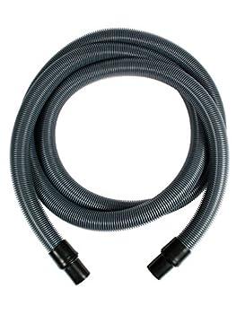 Cen-Tec Systems 91376 Varioflex Crushproof Vacuum Hose with 1.5-Inch Cuffs 10-Feet Silver