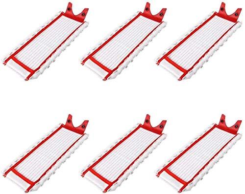 NICERE Recambios para aspiradoras Vileda 1-2 Mopping Pads de repuesto para fregona Vileda